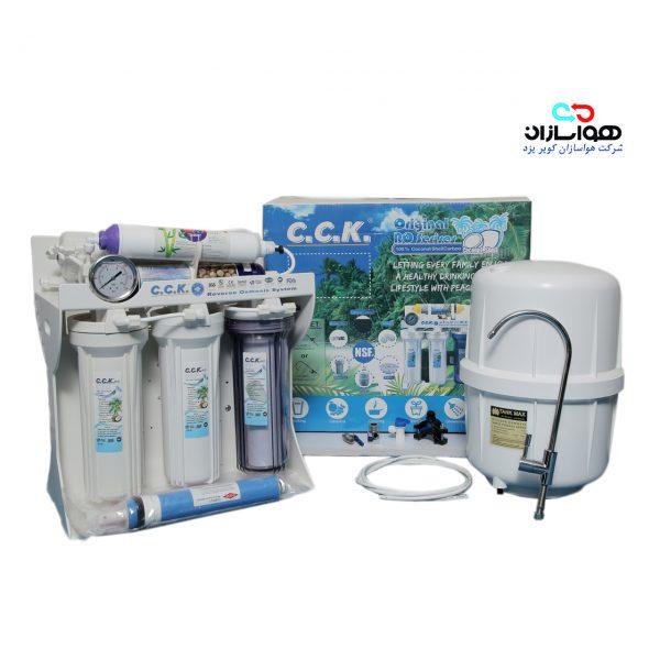 دستگاه تصفیه آب خانگی 7 مرحله ای سی سی کا